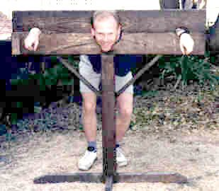 me in the stocks (England)