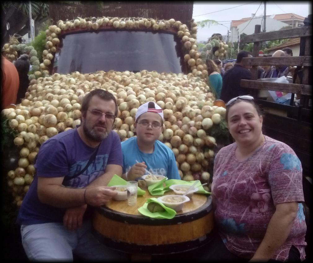 714 People in Madeira : Stewart Green Travel's 2013